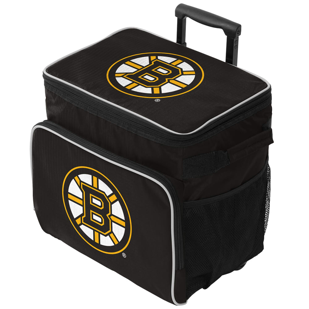 BOSTON BRUINS Tracker Cooler - BLACK