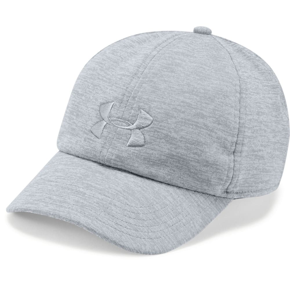UNDER ARMOUR Women's UA Microthread Twist Renegade Cap - STEEL 035