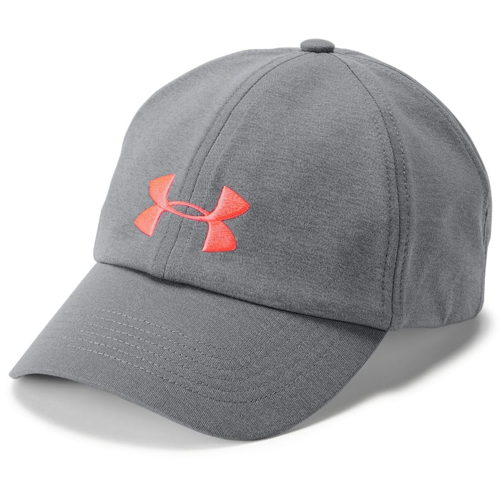 UNDER ARMOUR Women's UA Microthread Renegade Cap - GRAPHITE/ BRILL 040