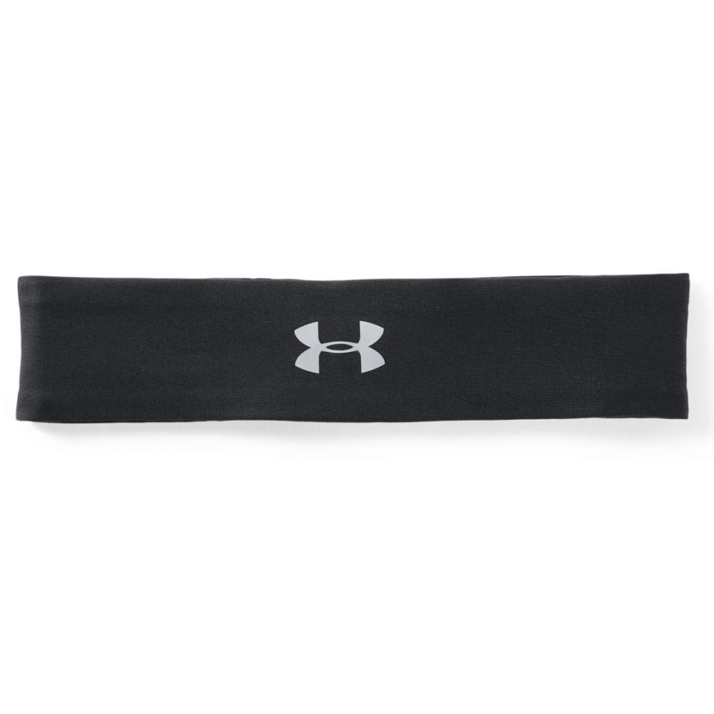 Under Armour Women's Ua Balance Headband - Black, ONESIZE