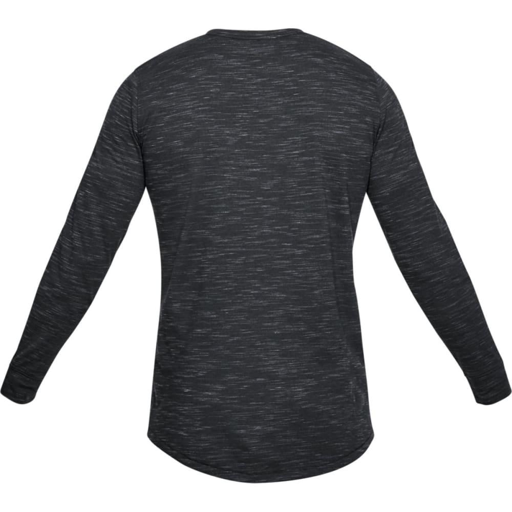 UNDER ARMOUR Men's UA Sportstyle Long-Sleeve Tee - BLACK.GRAPHITE-001