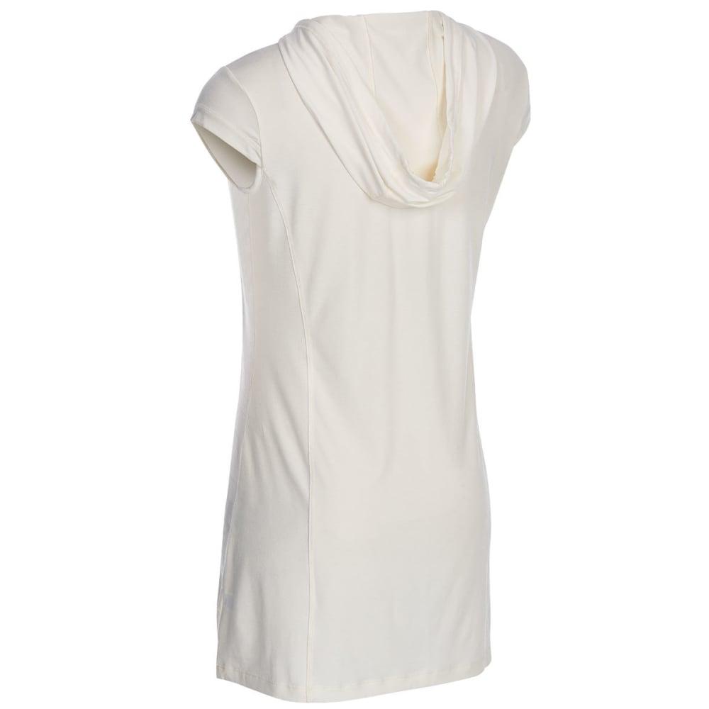 EMS Women's Techwick Hydro UPF Tunic Dress - SNOW WHITE