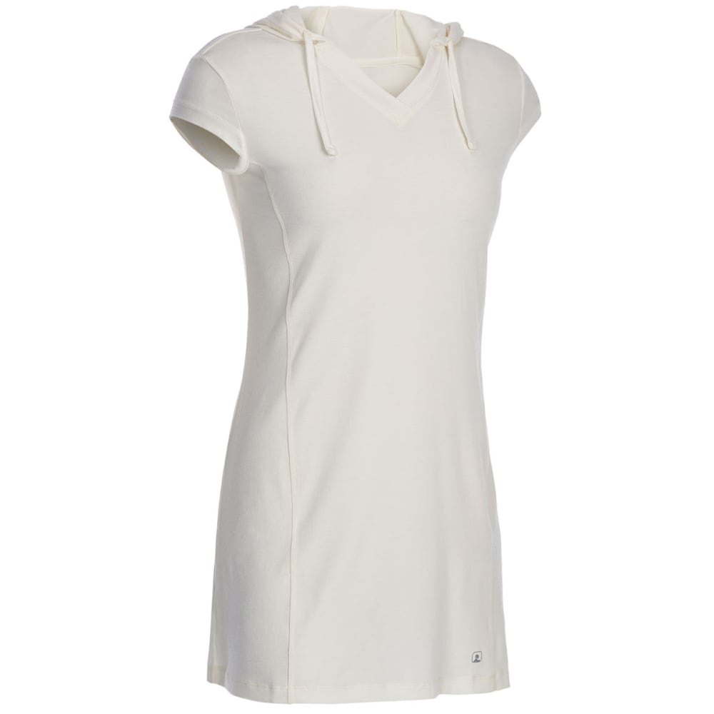 Ems(R) Women's Techwick(R) Hydro Upf Tunic Dress - White, XS