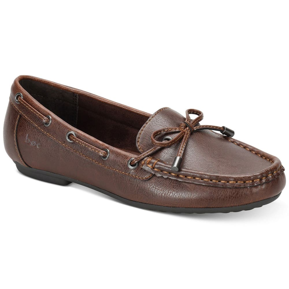 B.o.c. Women's Carolann Flats, Coffee - Brown, 6.5