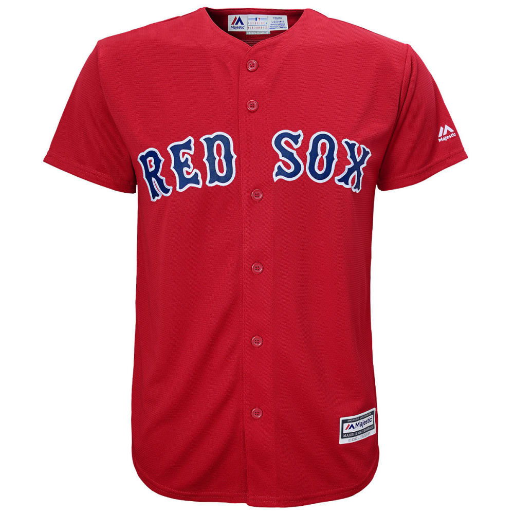 BOSTON RED SOX Little Boys' Replica Jersey - RED