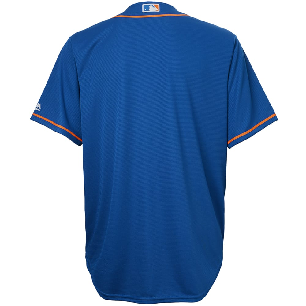 NEW YORK METS Little Boys' Replica Jersey - ROYAL BLUE