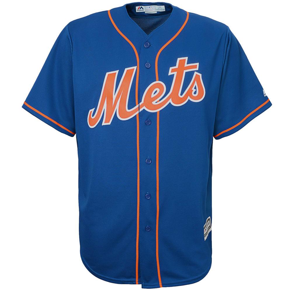 NEW YORK METS Little Boys' Replica Jersey - ROYAL BLUE