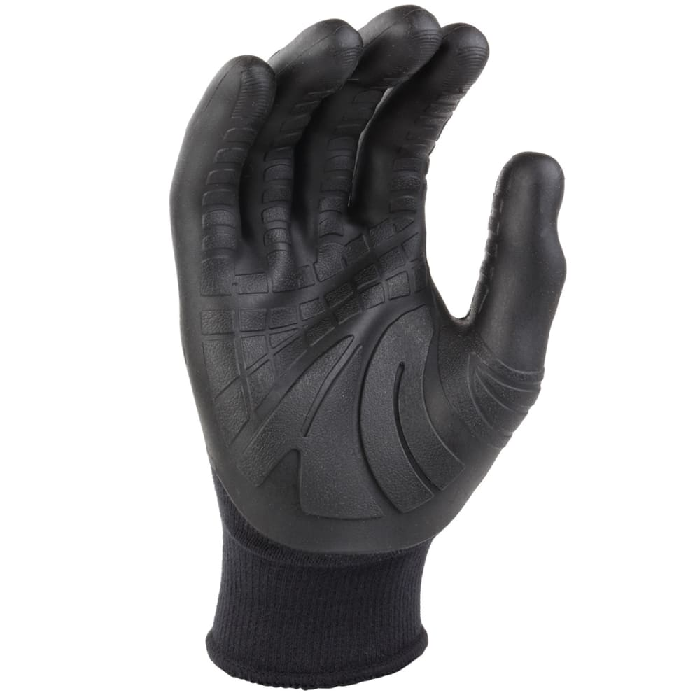 CARHARTT Men's C-Grip Knuckler Work Gloves - BLK