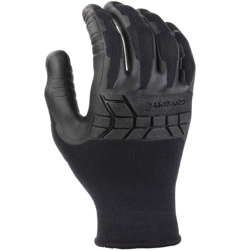 CARHARTT Men's C-Grip Knuckler Work Gloves - BLK