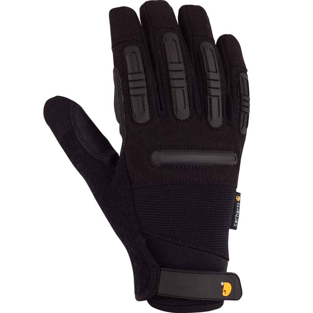 Carhartt Men's Ballistic Work Gloves - Black, M