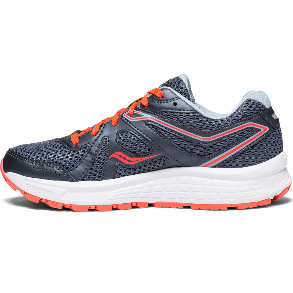 SAUCONY Women's Cohesion 11 Running Shoes - GREY