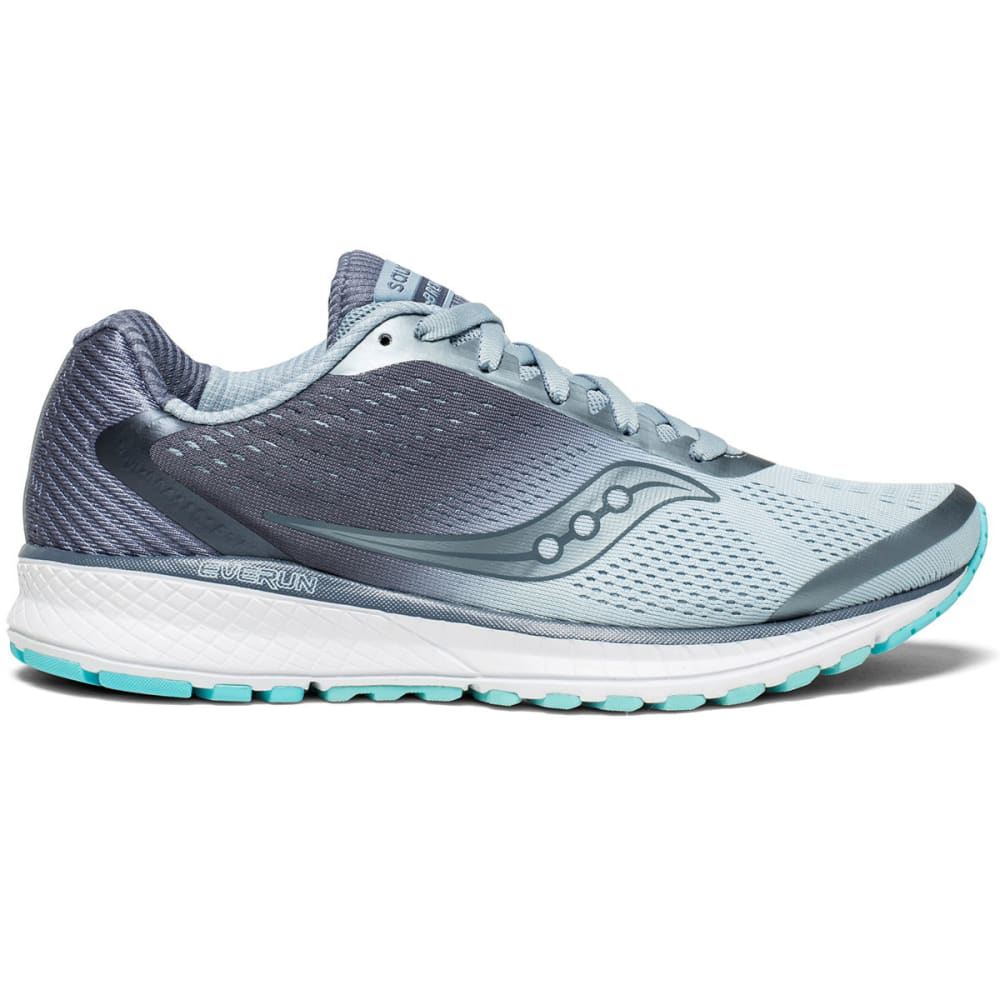 SAUCONY Women's Breakthru 4 Running Shoes - FOG