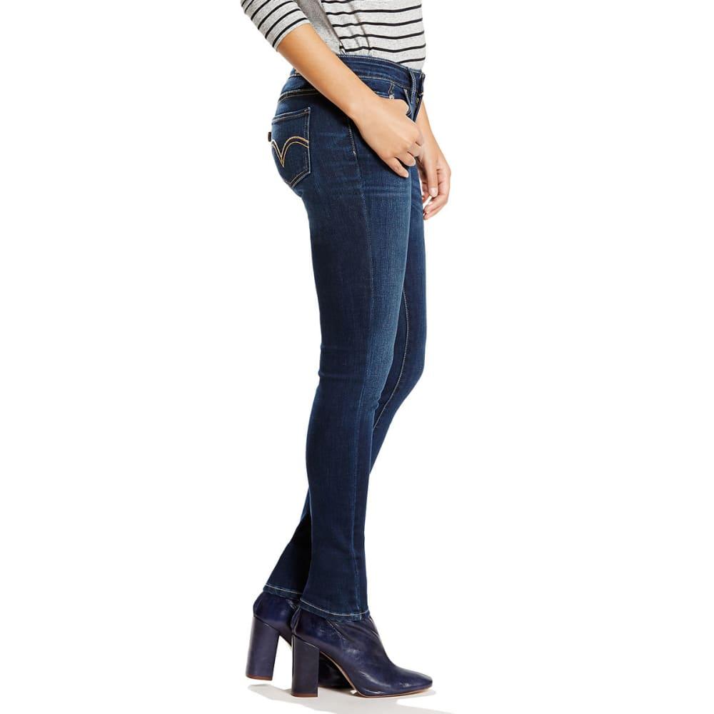 LEVI'S Women's 535 Super Skinny Jeans - 0093-WANDERER