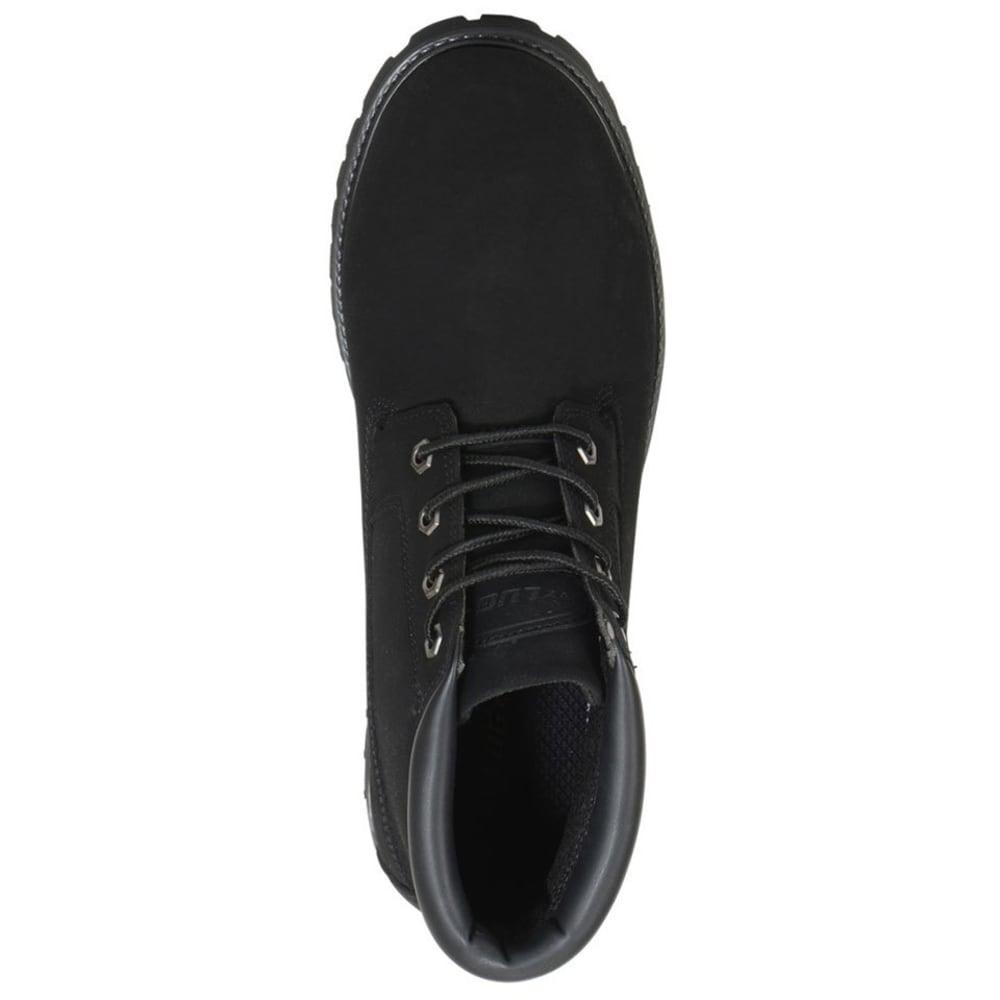 LUGZ Men's Huddle Low Boots, Black - BLACK