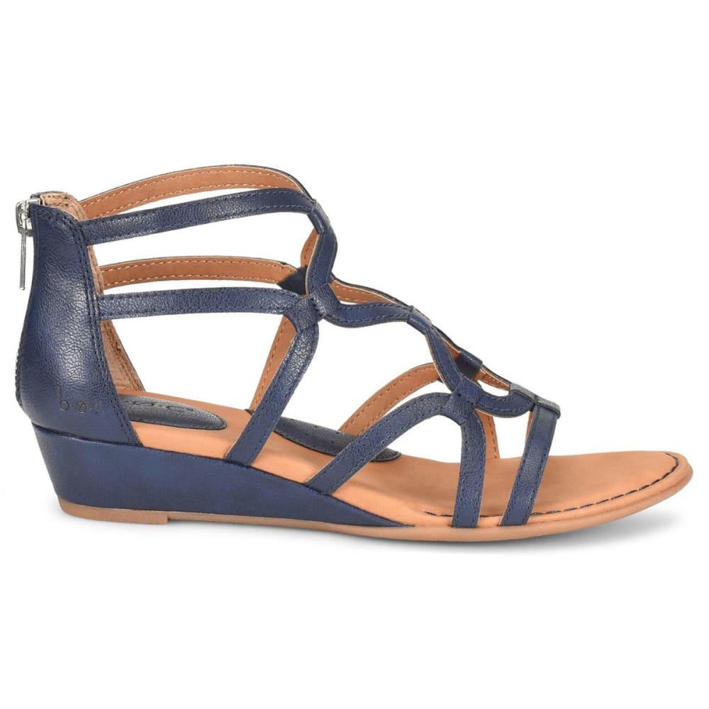 B.O.C. Women's Pawel Demi-Wedge Sandals - DARK BLUE