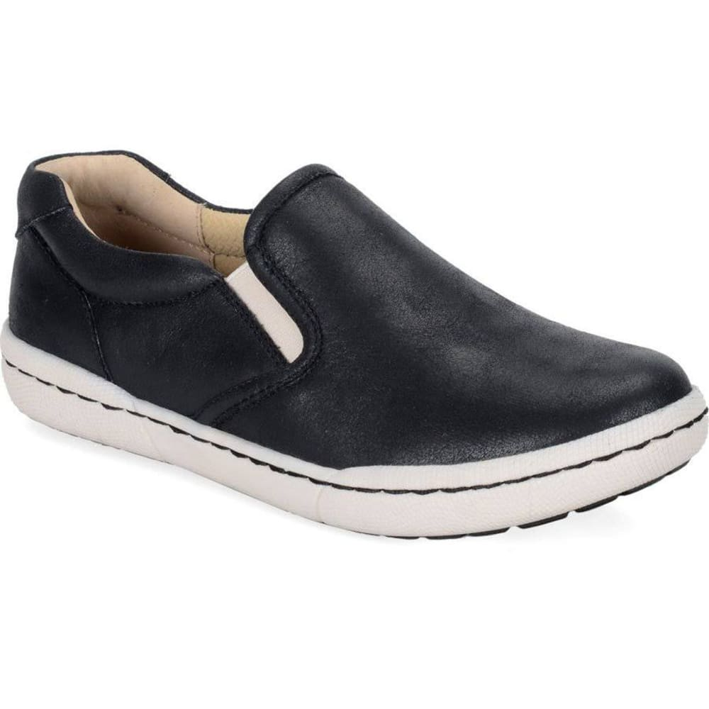 B.O.C. Women's Zamora Slip-On Casual Shoes - BLACK