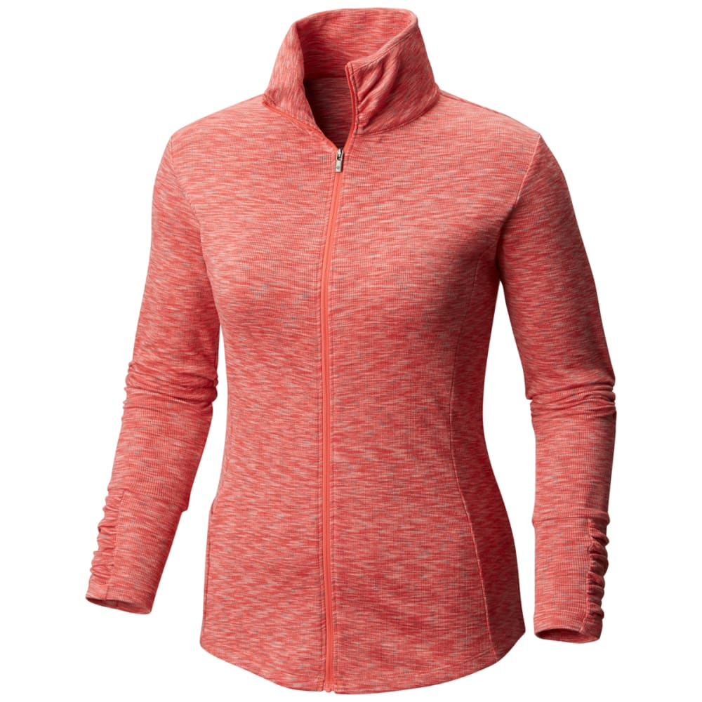 Columbia Women's Outerspaced Iii Full Zip Top - Red, S