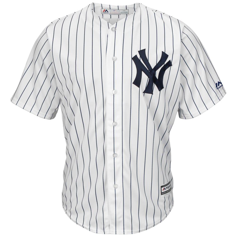 NEW YORK YANKEES Men's Sanchez #24 Cool Base Jersey - WHITE