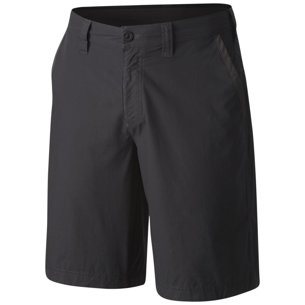 Columbia Men's Washed Out Shorts - Black, 34