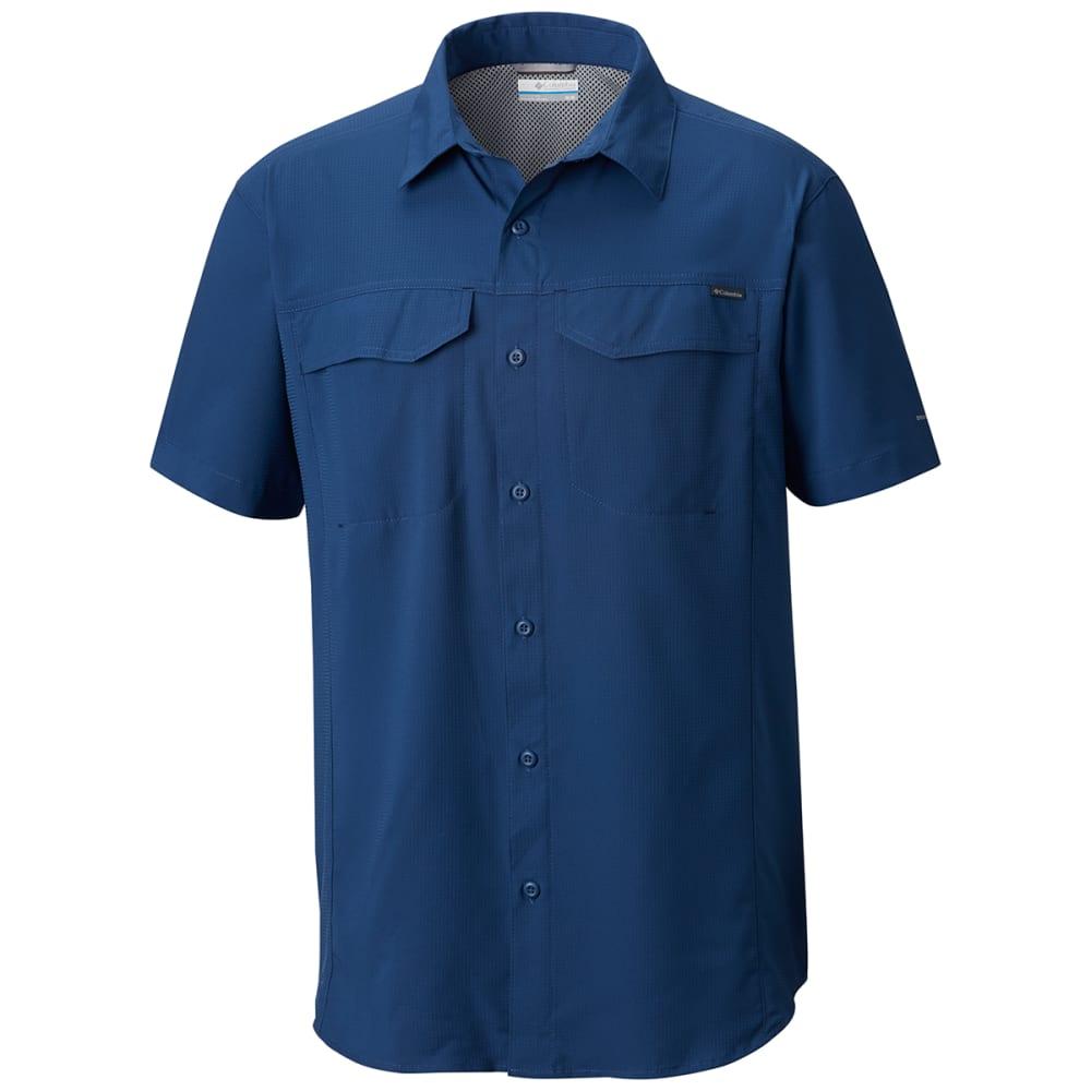 Columbia Men's Silver Ridge Lite Short-Sleeve Shirt - Black, XL