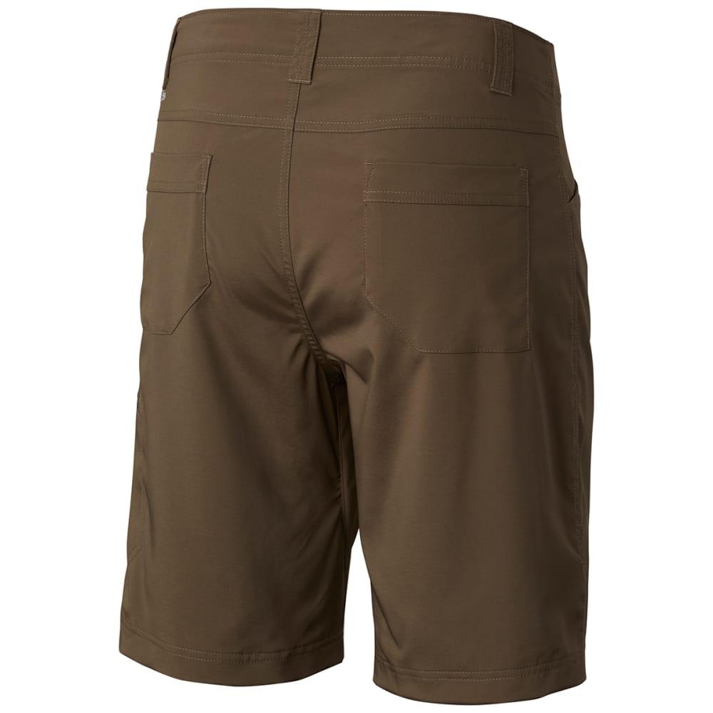 COLUMBIA Men's Silver Ridge Stretch Shorts - 245-MAJOR
