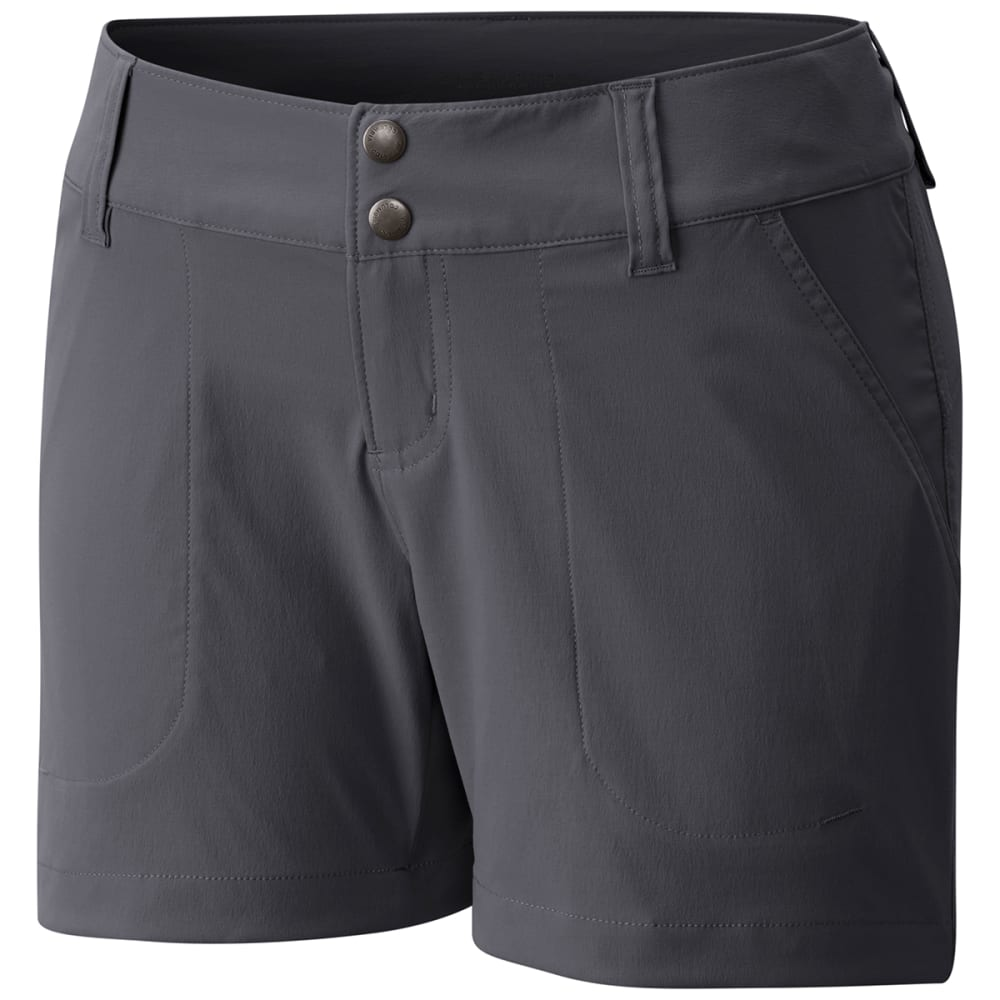 COLUMBIA Women's Saturday Trail™ Shorts - 419-INDIA INK