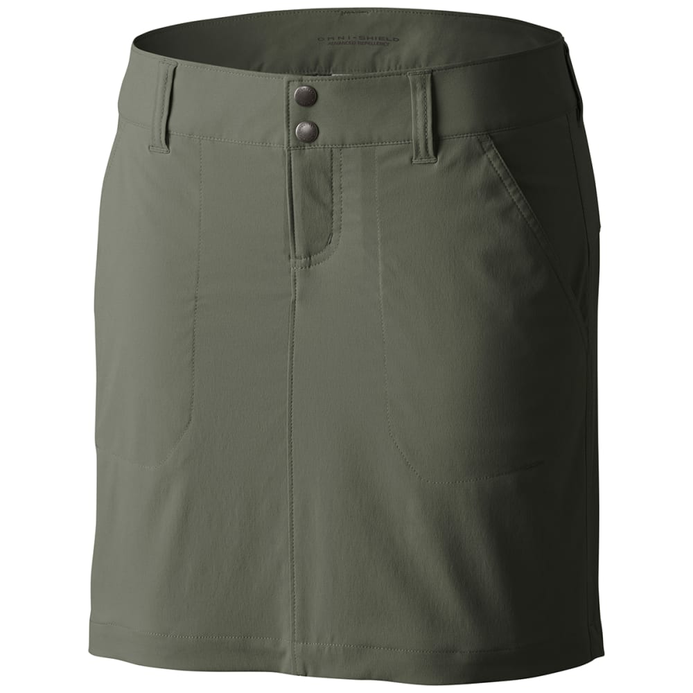 Columbia Women's Saturday Trail Skort - Green, 6
