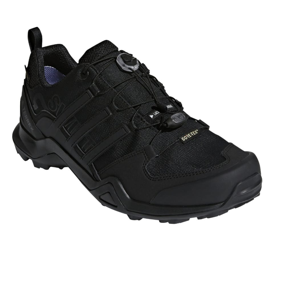 ADIDAS Men's Terrex Swift R2 Gtx Hiking Boots - BLACK/BLACK/BLACK