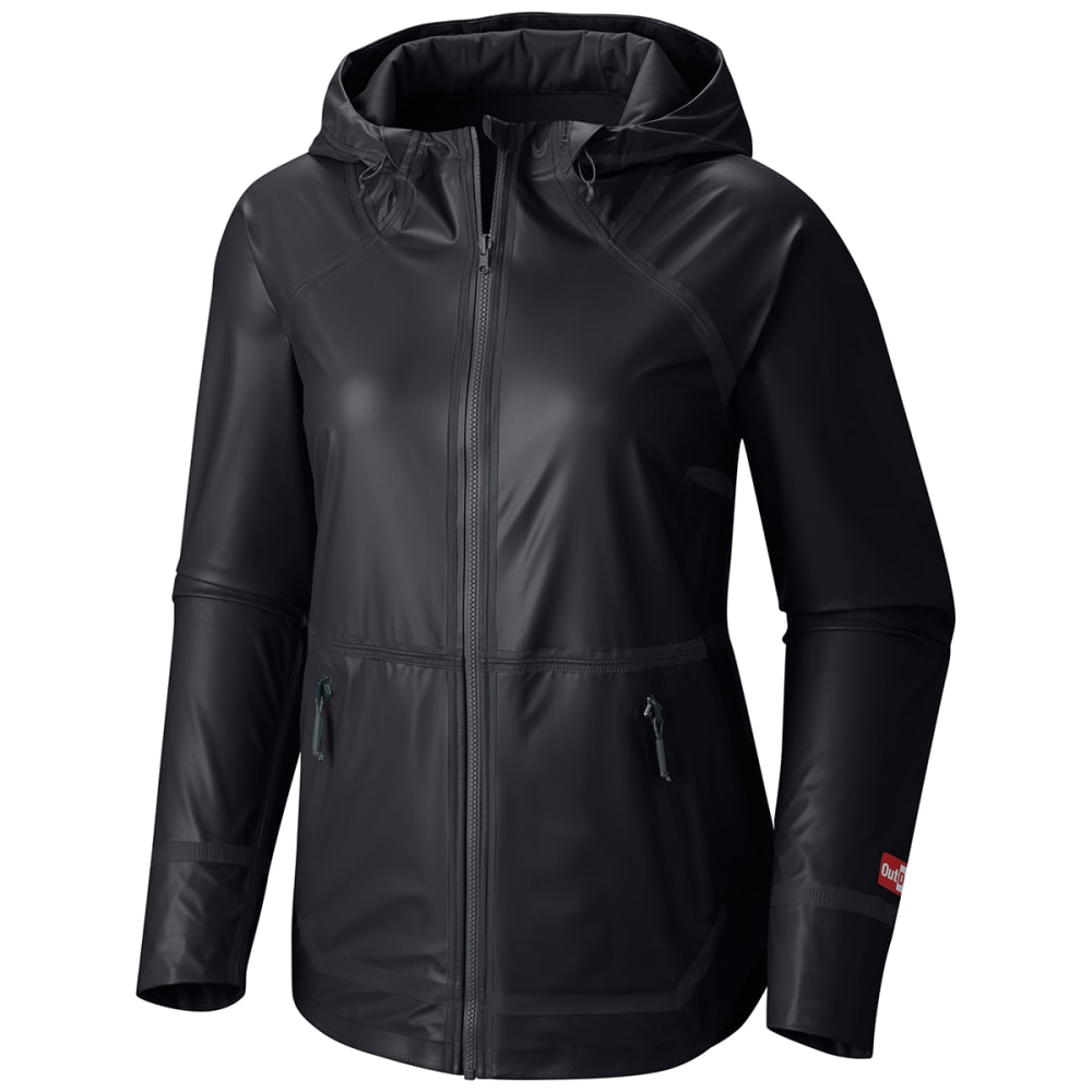 Columbia Women's Outdry Ex Reversible Jacket - Black, XS