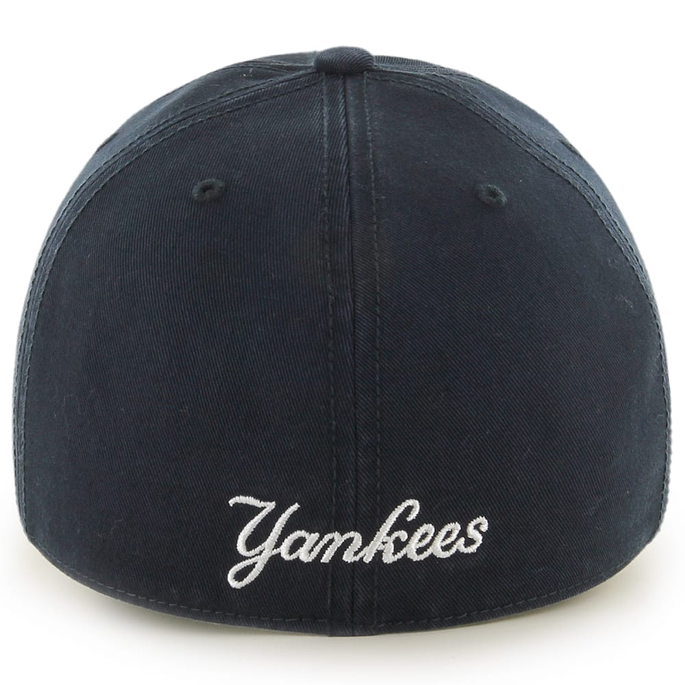 NEW YORK YANKEES Men's '47 Franchise Fitted Cap - NAVY