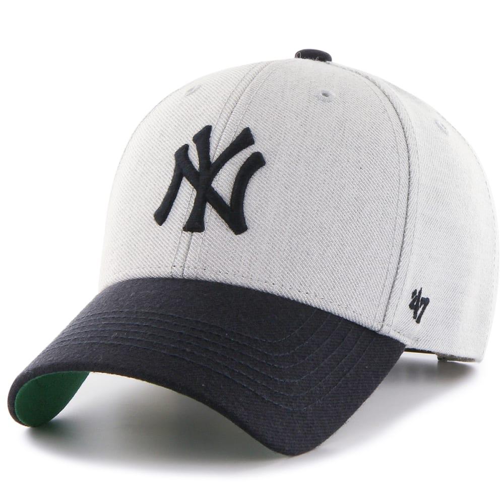 NEW YORK YANKEES Youth 47 Brand Thruman MVP - GREY