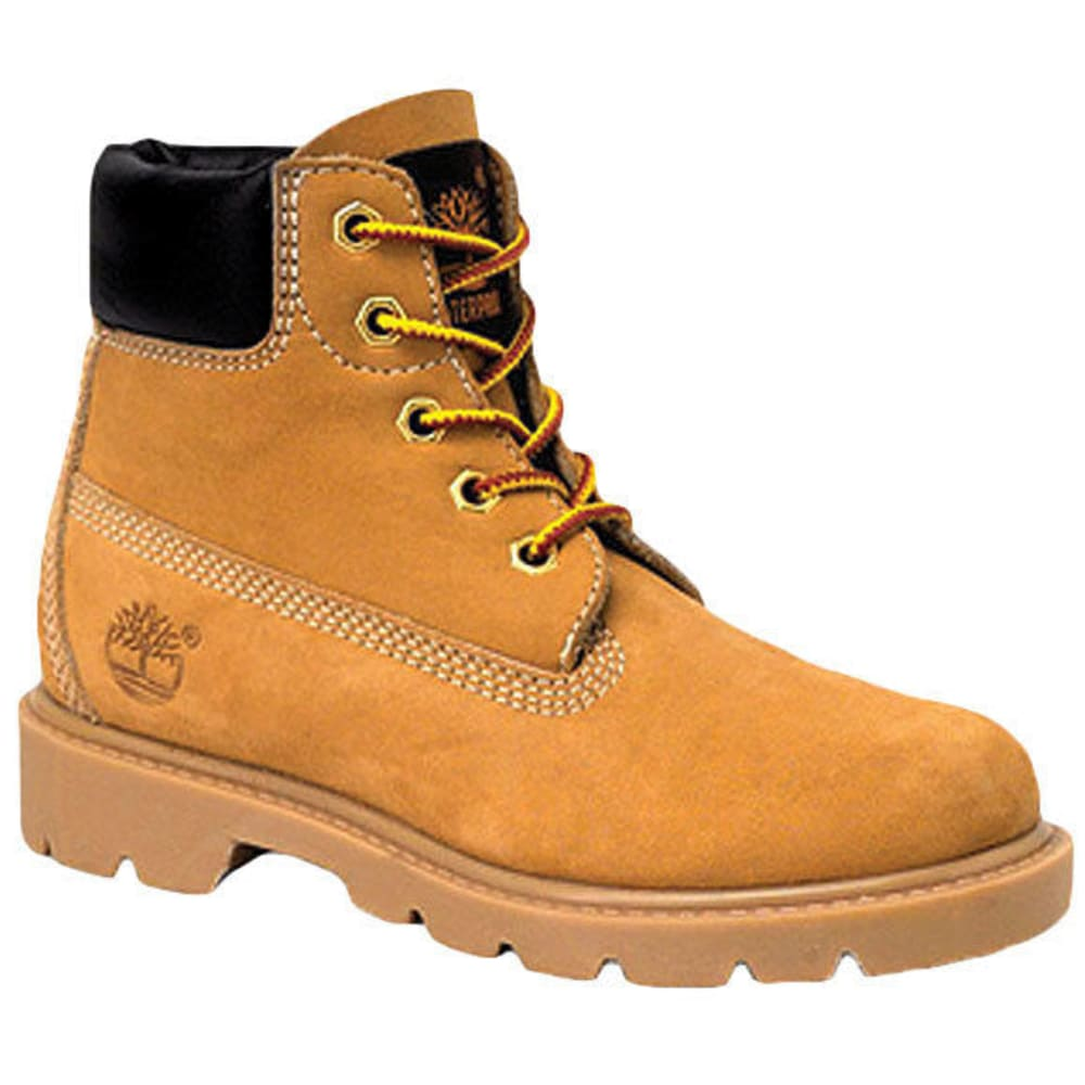TIMBERLAND Little Kids' 6 in. Classic Waterproof Work Boots - WHEAT