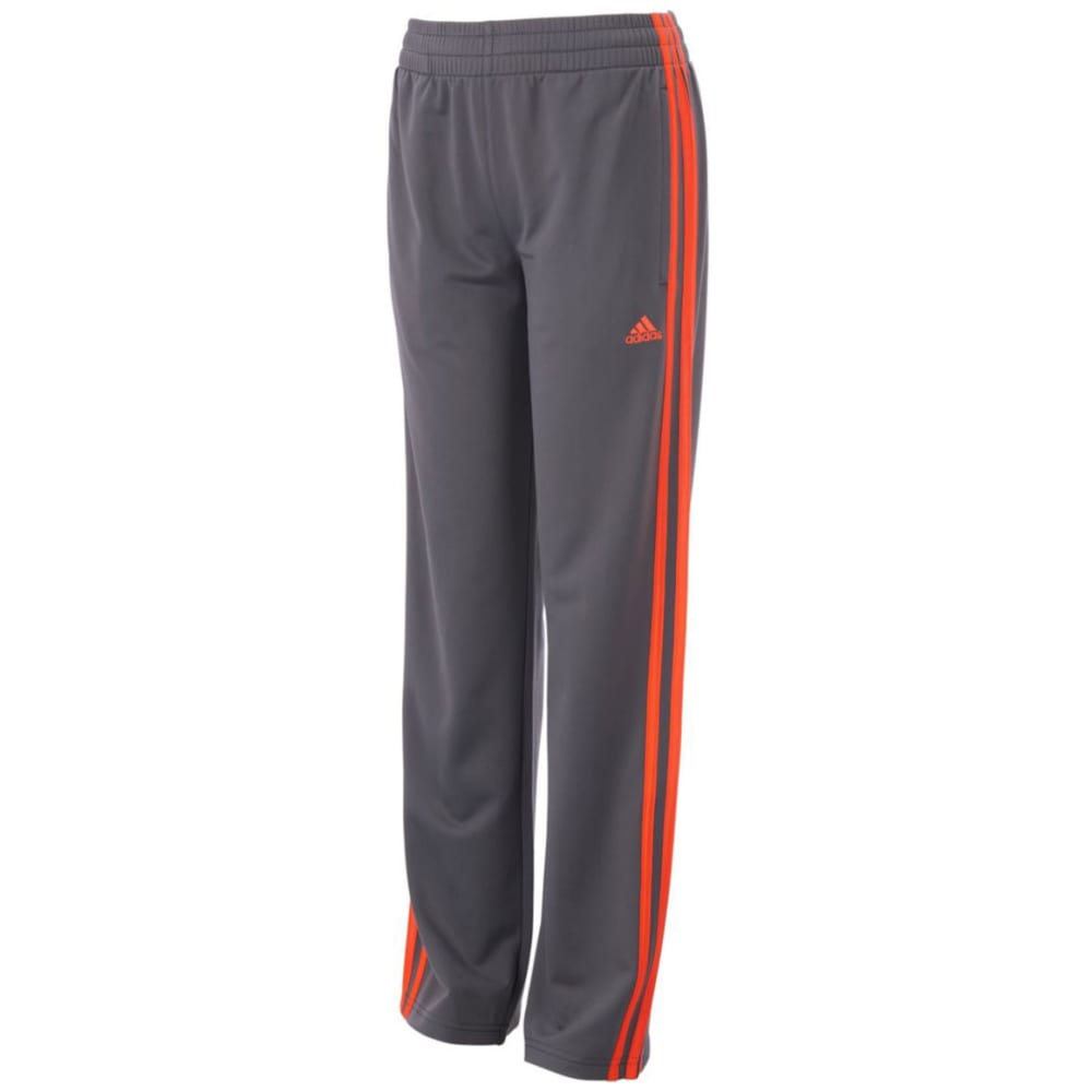 ADIDAS Boys' Impact Tricot Pants - GREY FIVE-AH07
