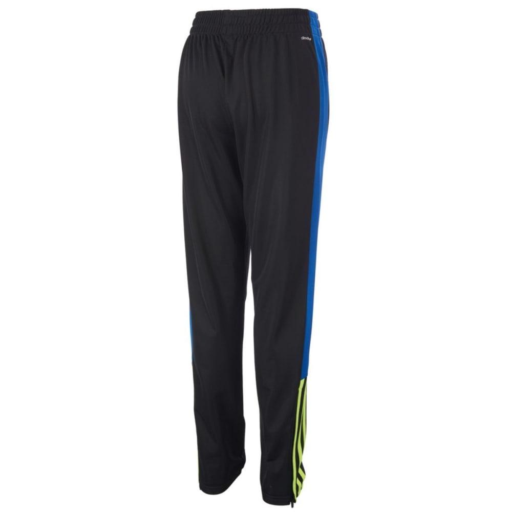 ADIDAS Boys' Striker 17 Active Pants - BLACK/SOLAR YLW-K110