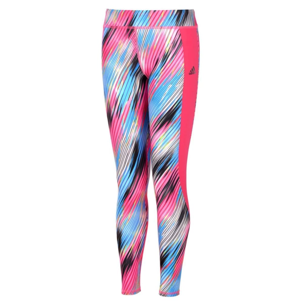 ADIDAS Girls' Go With The Flow Training Tights - COLOR SHIRT-P284