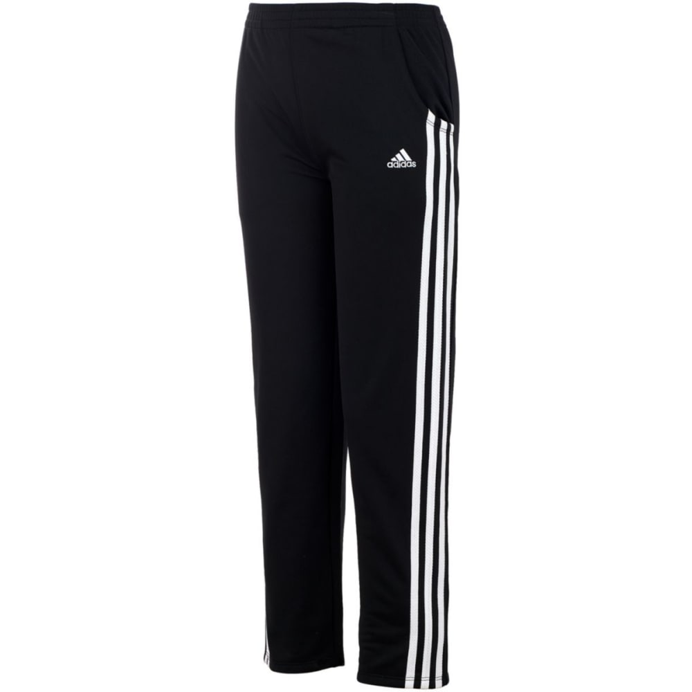 ADIDAS Girls' Training Track Pants - BLACK-AK01