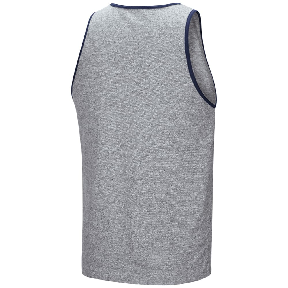 NEW ENGLAND PATRIOTS Men's Go The Route Tank Top - GREY