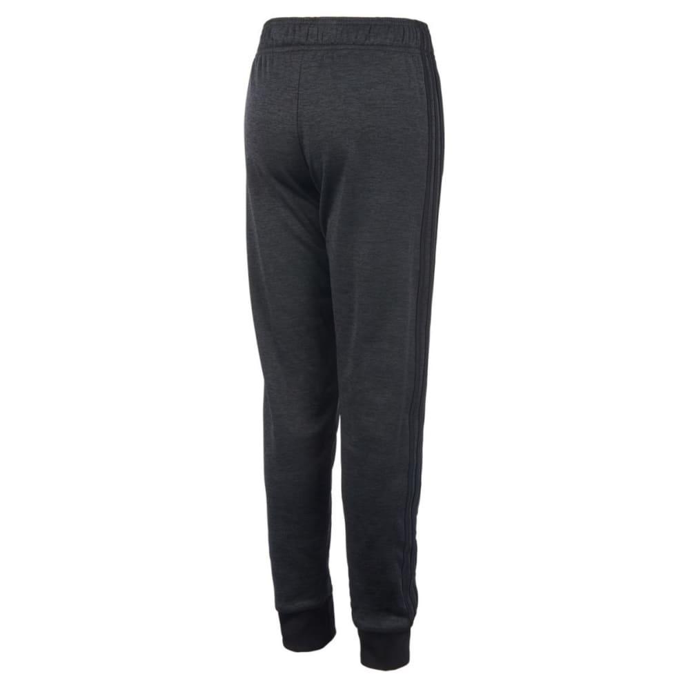 ADIDAS Boys' Iconic Indicator Training Pants - BLACK HTR-AK01H