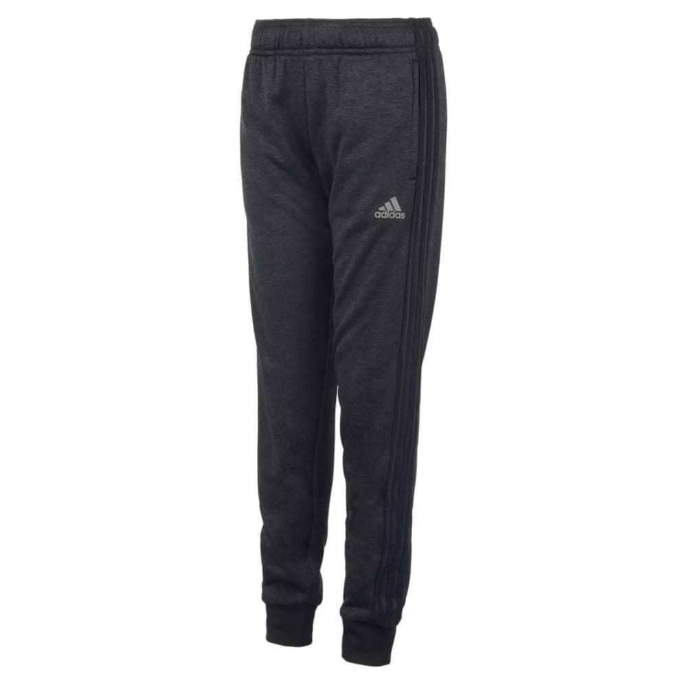 Adidas Boys' Iconic Indicator Training Pants - Black, 4