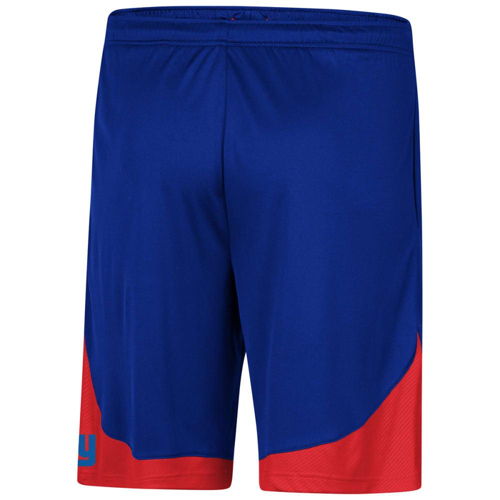 NEW YORK GIANTS Men's Spark Movement Shorts - ROYAL BLUE