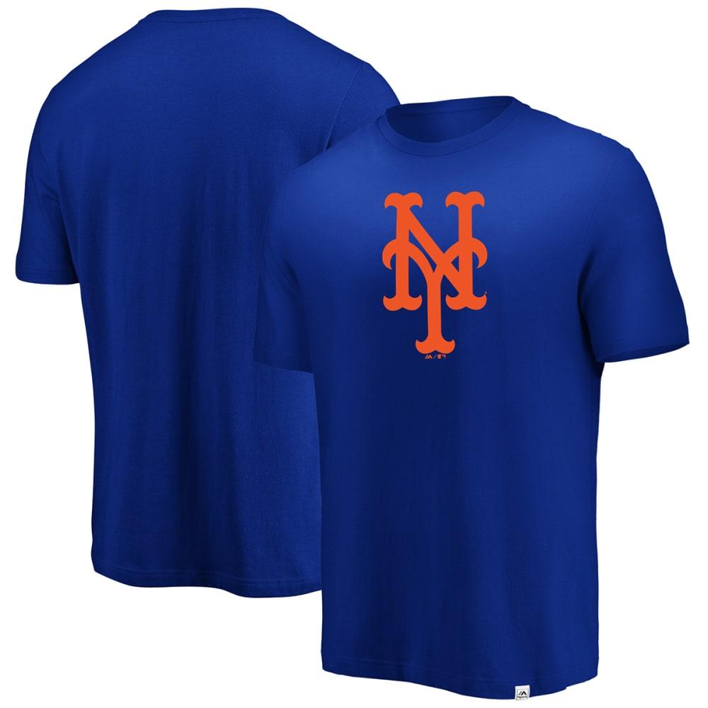 NEW YORK METS Men's Precision Play Tri-Blend Short-Sleeve Tee M