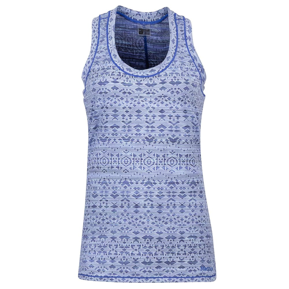 Marmot Women's Elana Tank - Purple, M