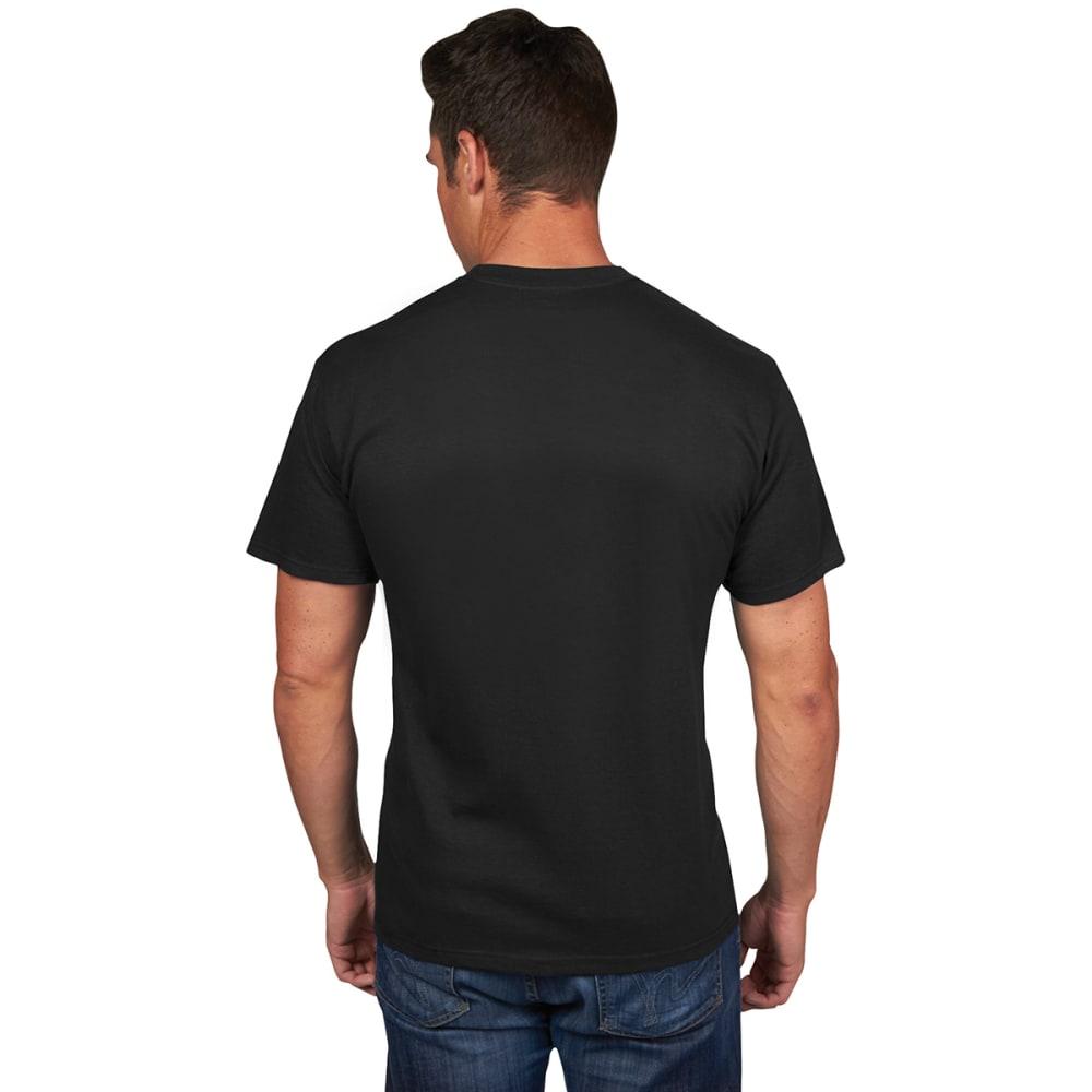 NEW YORK YANKEES Men's Game Day Battle Reflective Short-Sleeve Tee - BLACK