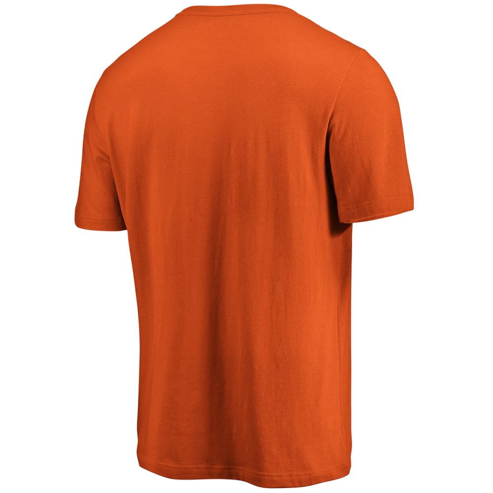 NEW YORK METS Men's Intense Action Short-Sleeve Tee - ORANGE