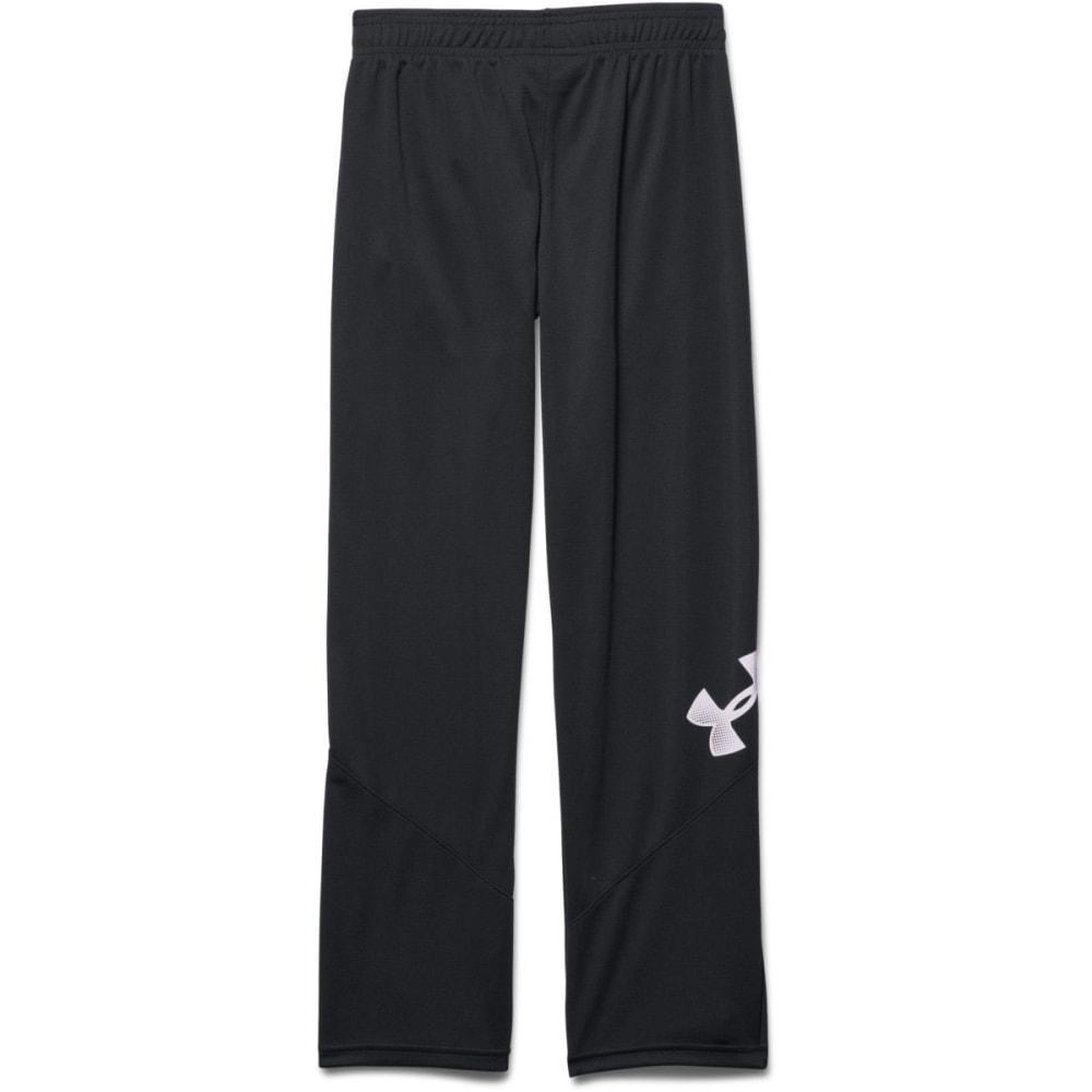 UNDER ARMOUR Boys' Champ Warm-Up Pants - BLACK-001