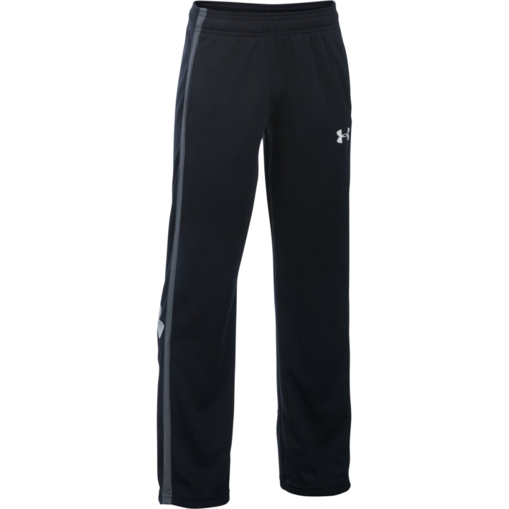 UNDER ARMOUR Boys' Champ Warm-Up Pants - BLACK-001