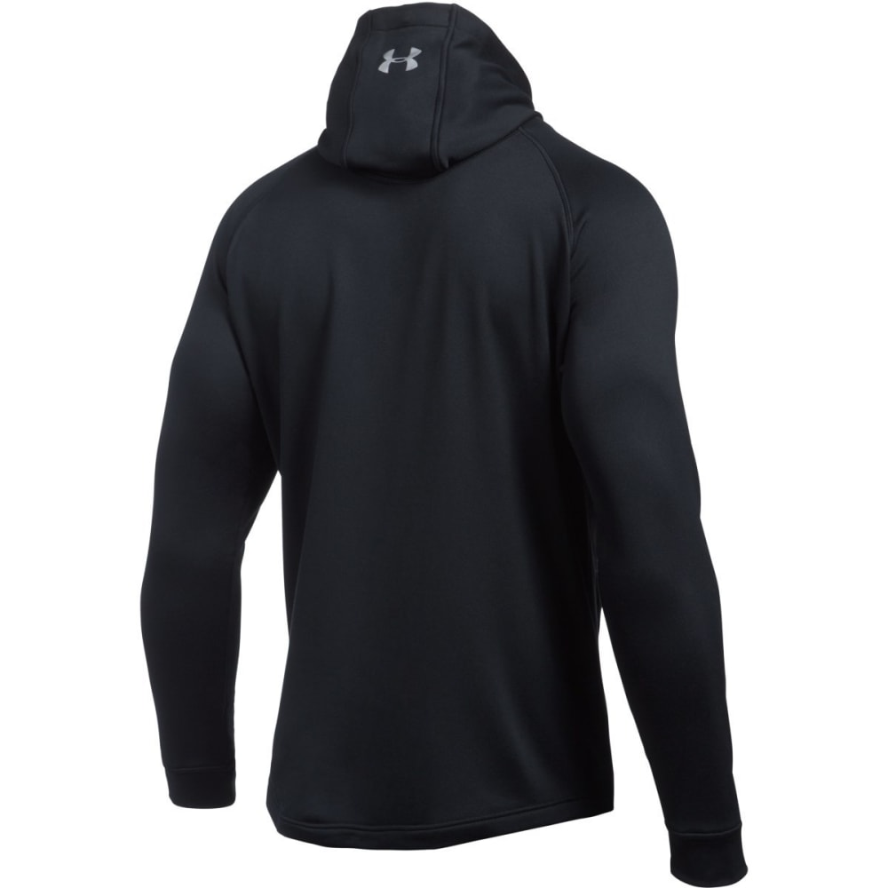 UNDER ARMOUR Men's UA Tech™ Terry Hoodie - BLACK-001