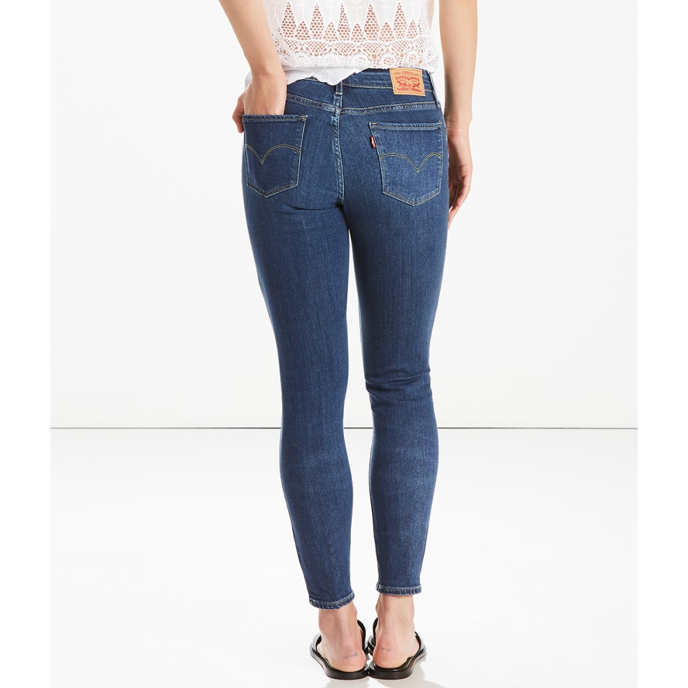 LEVI'S Women's 711 Skinny Ankle Jeans - 0024-SOUND OF VISION