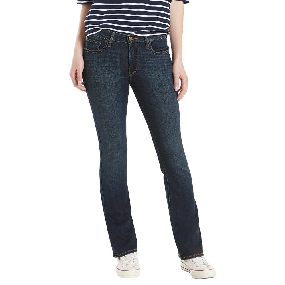 LEVI'S Women's 715 Vintage Boot Cut Jeans - 0000-HAPPENSTANCE