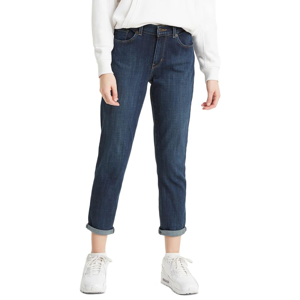LEVI'S Women's Classic Crop Jeans 4